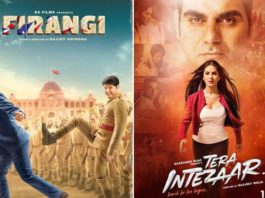 Firangi Vs Tera Intzaar on Dec 1