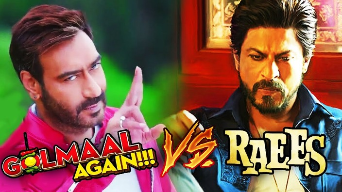 Golmaal Again Worldwide Box Office Collection, Grosses 300 Crores And Beats Raees