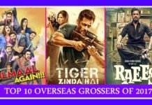 Highest overseas grossers of 2017- Raees, Tiger Zinda Hai and Jab Harry Met Sejal