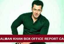 Salman Khan Box Office Report Card
