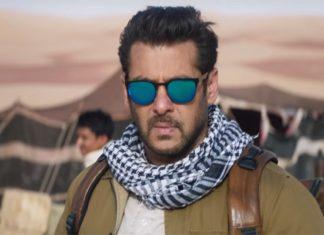 Salman Khan in Tiger Zinda Hai