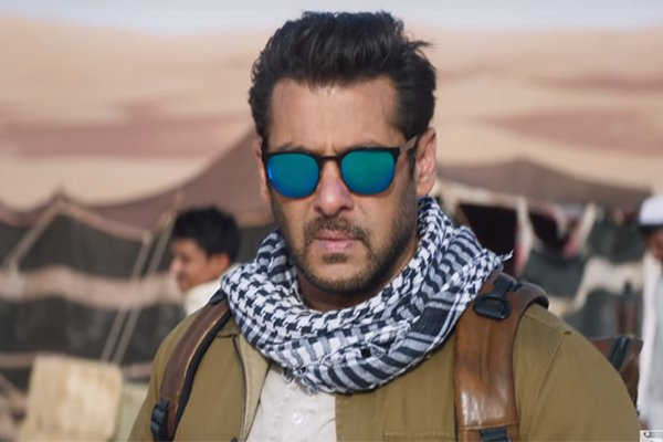 Salman Khan's 100 crore movies - TZH is the 12th one