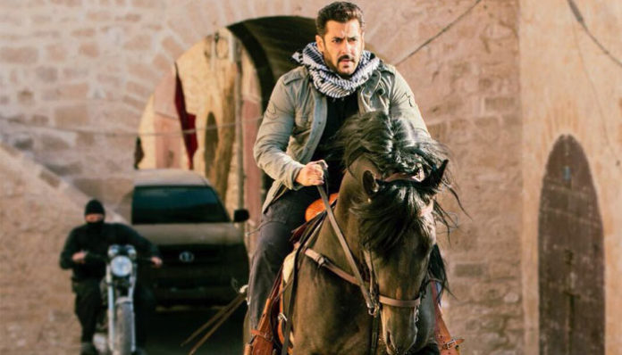 Salman Khan's Tiger Zinda Hai crosses 150 crores in just 4 days