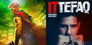 Thor Ragnarok, Ittefaq First Day Collection: Good Day For Indian Box Office