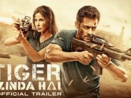Tiger Zinda Hai Trailer Review: Salman Khan is Back With A Bang