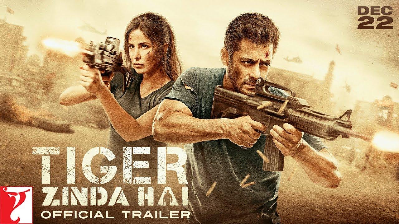 Tiger Zinda Hai Trailer Review: Salman Khan Is Back With A Bang, Don't Ask For Logic