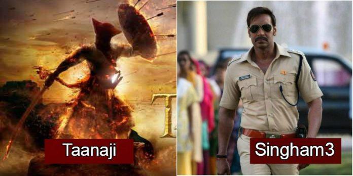 Ajay Devgn's Upcoming Movies