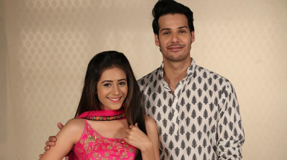 Hiba Nawab and Nikhil Khurana to play the leads in Sony SAB's 'Jijaji Chhath Per Hain'