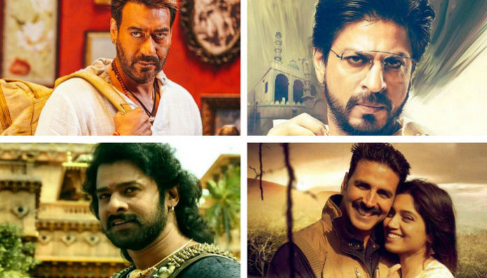 Highest earning movies of 2017 Bollywood