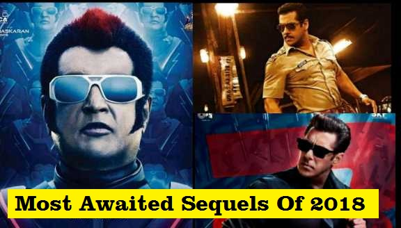 Most Awaited Bollywood Sequels Of 2018 & 2019 We Are Dying