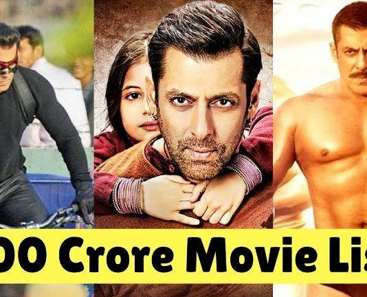From Dabangg to Tiger Zinda Hai, List of Salman Khan's 100 Crore Movies