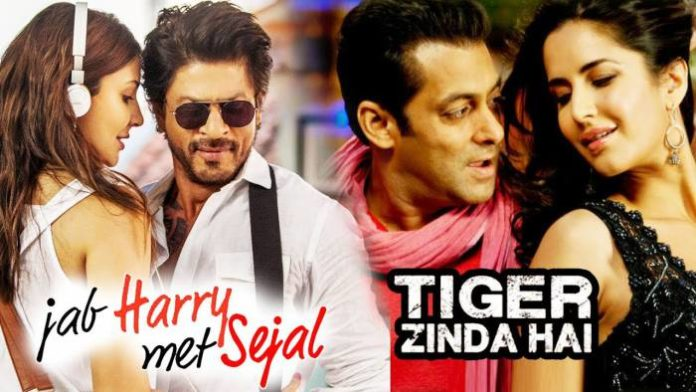 Tiger Zinda Hai Beats Jab Harry Met Sejal, Secret Superstar lifetime collection in 2 days