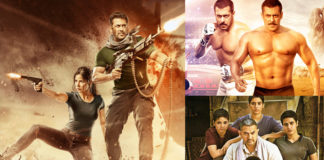 Tiger Zinda Hai Vs Dangal Vs Sultan Box Office Collection Comparison