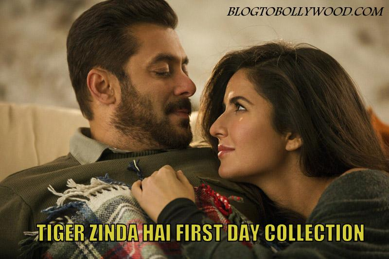 Tiger Zinda Hai 1st Day Box Office Collection, Huge Opening Day