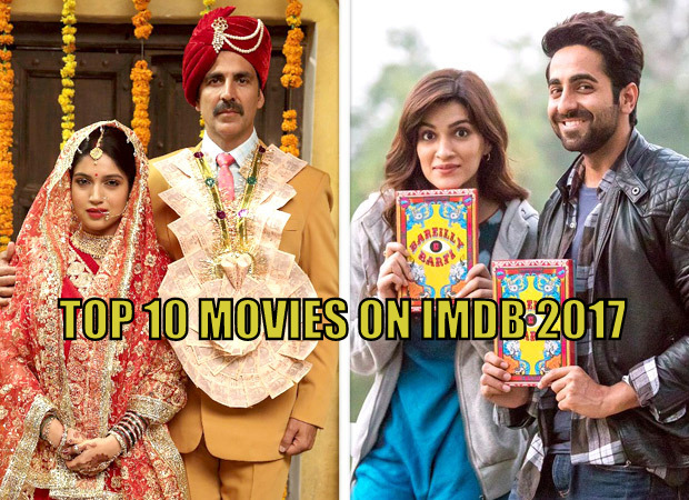 Top 10 movies Bollywood IMDB 2017