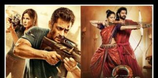 TOP OPENING DAY GROSSER OF 2017 - Bahubali 2 and Tiger Zinda Hai