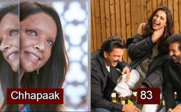 Deepika Padukone's upcoming movies