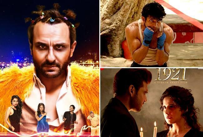 Mukkabaaz, 1921 and Kaalakandi 1st Weekend Box Office Collection: Disastrous