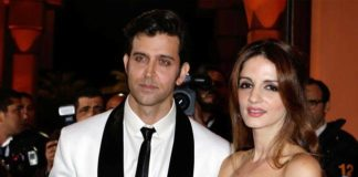 Hrithik and Sussane