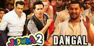 Varun Dhawan's Judwaa 2 Is A Huge Hit On Television, Beats Aamir Khan's Dangal