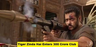 Box Office: Tiger Zinda Hai Enters 300 Crore Club, Become Salman's 3rd Film To Achieve This Feat