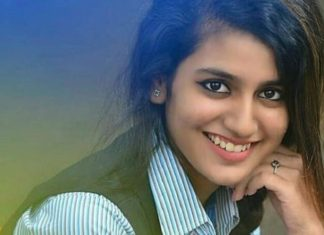 Priya Prakash Varrier - Indian girls who went viral on social media