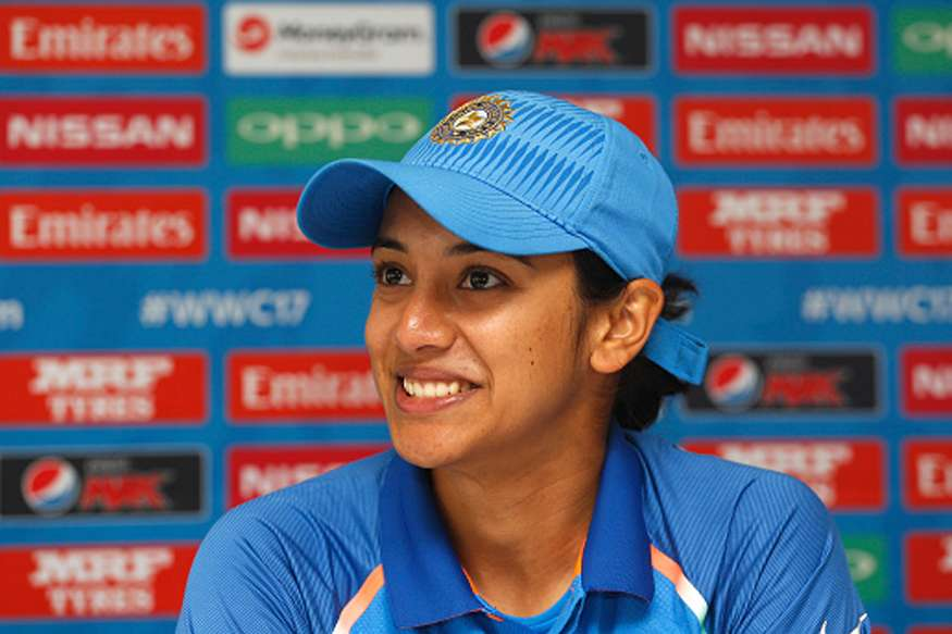 Smriti Mandhana - Indian girls who went viral on social media