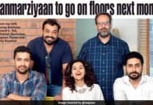 Anurag Kashyap's Manmarziyaan Starcast: Abhishek Bachchan, Taapsee and Vicky Kaushal To Lead