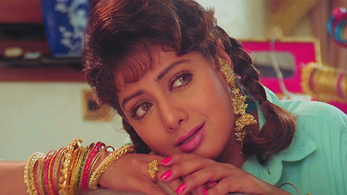 From Sadma To Lamhe: 10 Iconic Roles That Made Sridevi The First Female Superstar