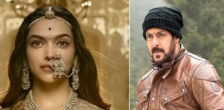 Top Worldwide Bollywood Grossers: Padmaavat Takes The 7th Spot In The List