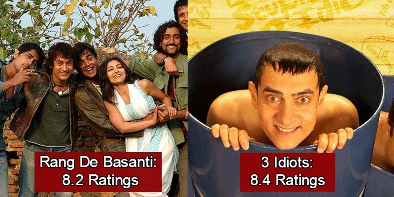 Top 10 Movies Of Aamir Khan