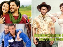 Anushka Sharma Movies: Hits, Flops, Blockbusters, Box Office Analysis
