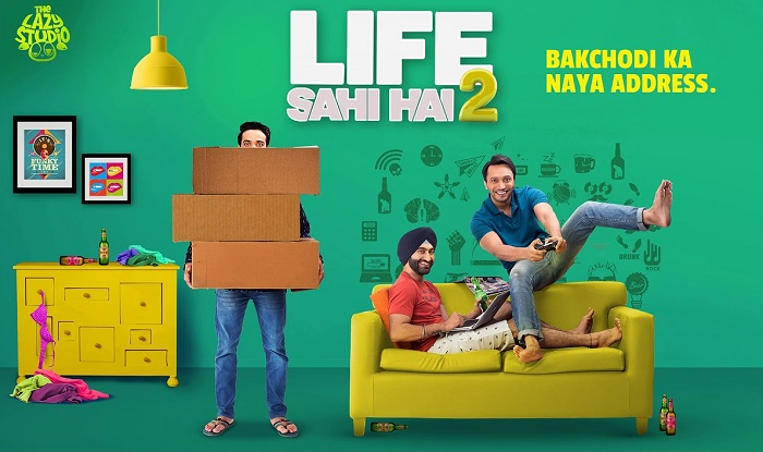 Life Sahi Hai 2: The Bakchod Boys Are Back Again With A Bang On ZEE5