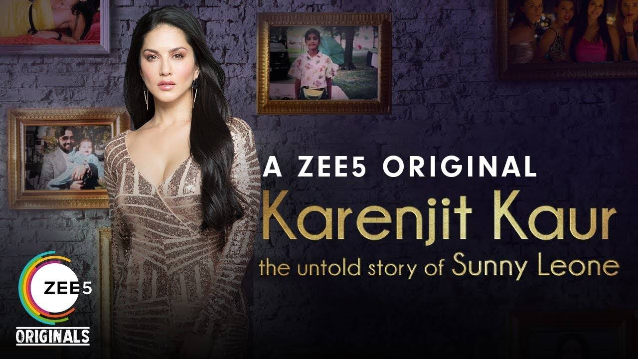 """Karenjit Kaur – The Untold Story of Sunny Leone"" – A Bold and Revealing Insight into the Life of Sunny Leone"
