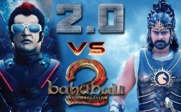 2.0 Screen Count: Rajinikanth and Akshay Kumar's 2.0 Creates History, To Release On 10,500 Screens Worldwide