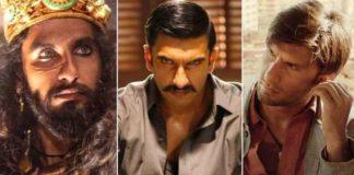 Ranveer Singh top opening day grossers