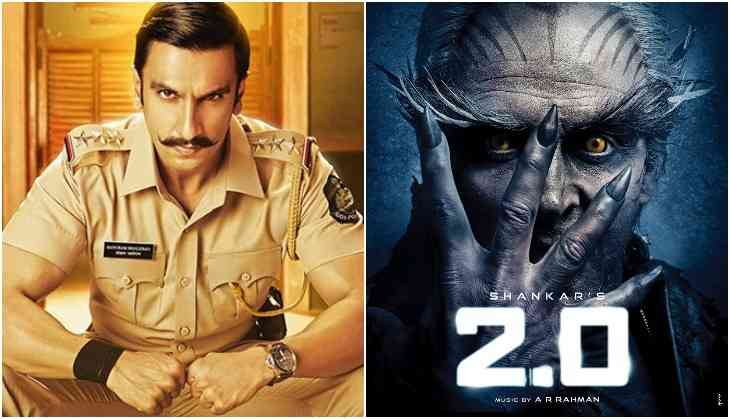 Simmba Beats 2.0 To Become The Third Highest Grosser Of 2018