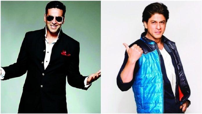 Shah Rukh Khan and Akshay Kumar to reunite after 22 years