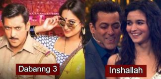 Salman Khan's Upcoming Movies