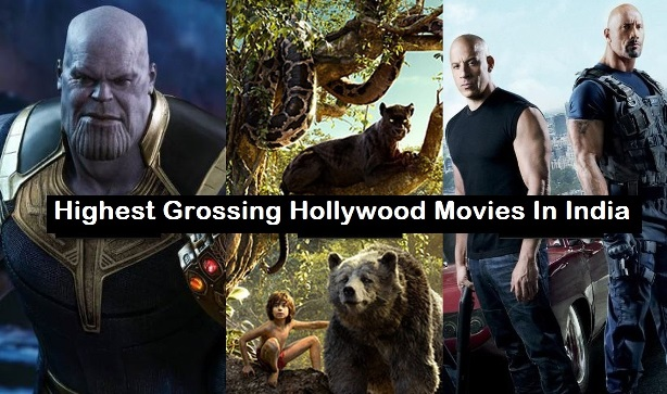 Highest-grossing Hollywood movies in India: Avengers: Endgame to top the list