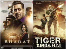 Tiger Zinda Hai Vs Bharat Vs Sultan Box Office Collection Comparison