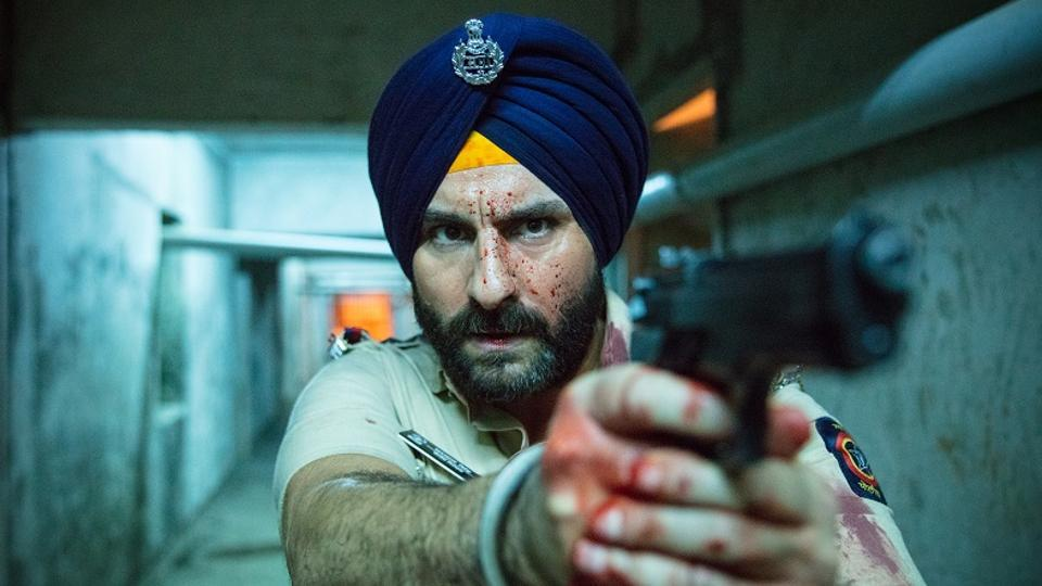 Saif Ali Khan as Sartaaj Singh