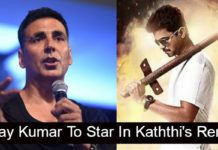 Akshay Kumar To Star In Tamil Blockbuster Hit Kaththi's Remake