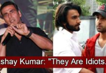 "Akshay Kumar Takes A Dig At Other Actors And Calls Them ""Idiot"" For Locking Themselves For Months For A Role"