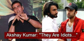 """Akshay Kumar Takes A Dig At Other Actors And Calls Them """"Idiot"""" For Locking Themselves For Months For A Role"""