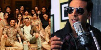 Akshay Kumar to rap in Housefull 4