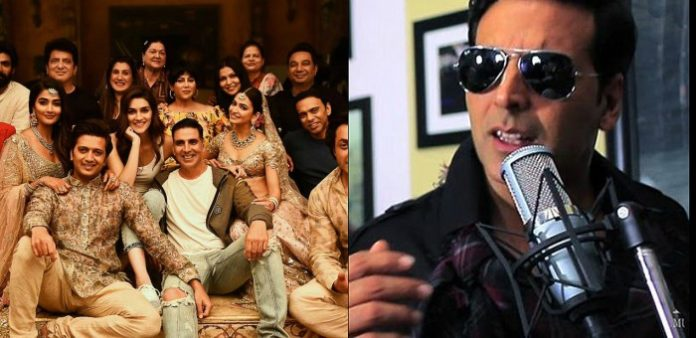 Akshay Kumar to rap in Housefull 4