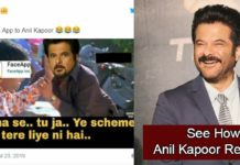 Anil Kapoor Reaction To His #FaceAppChallenge Memes Is Gold, You Just Can't Miss To Read