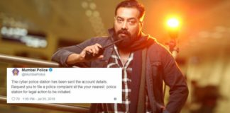 Anurag Kashyap Death Threat