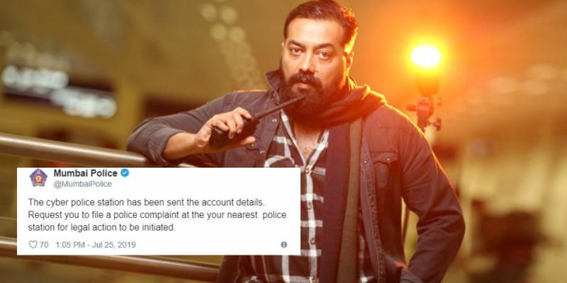 Anurag Kashyap Death Threat